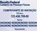 Como solicitar segunda via do CPF